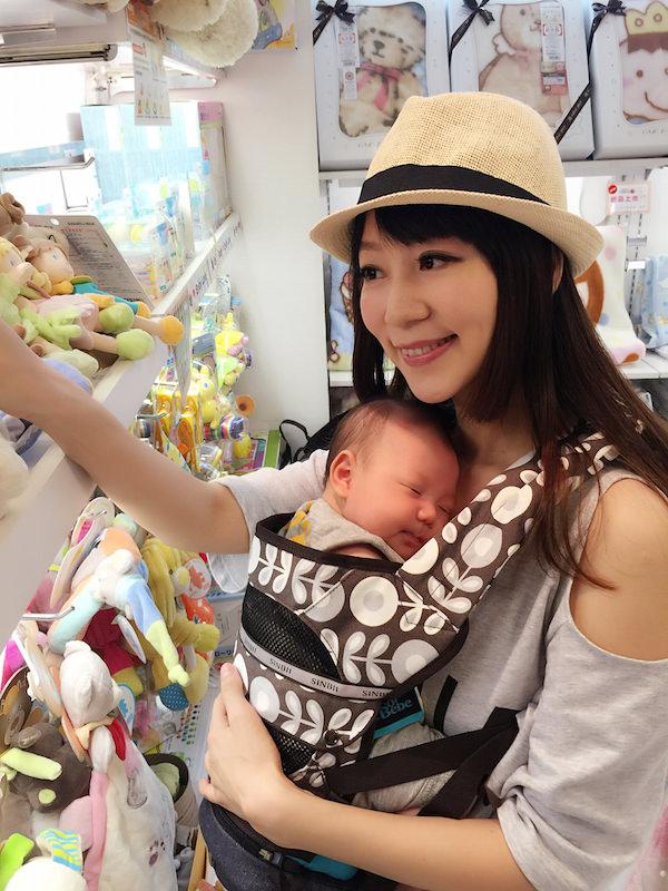 久違了的逛街文♥SINBII – EzBag♥讓你輕鬆又時尚的帶寶貝出門(≧∇≦)/