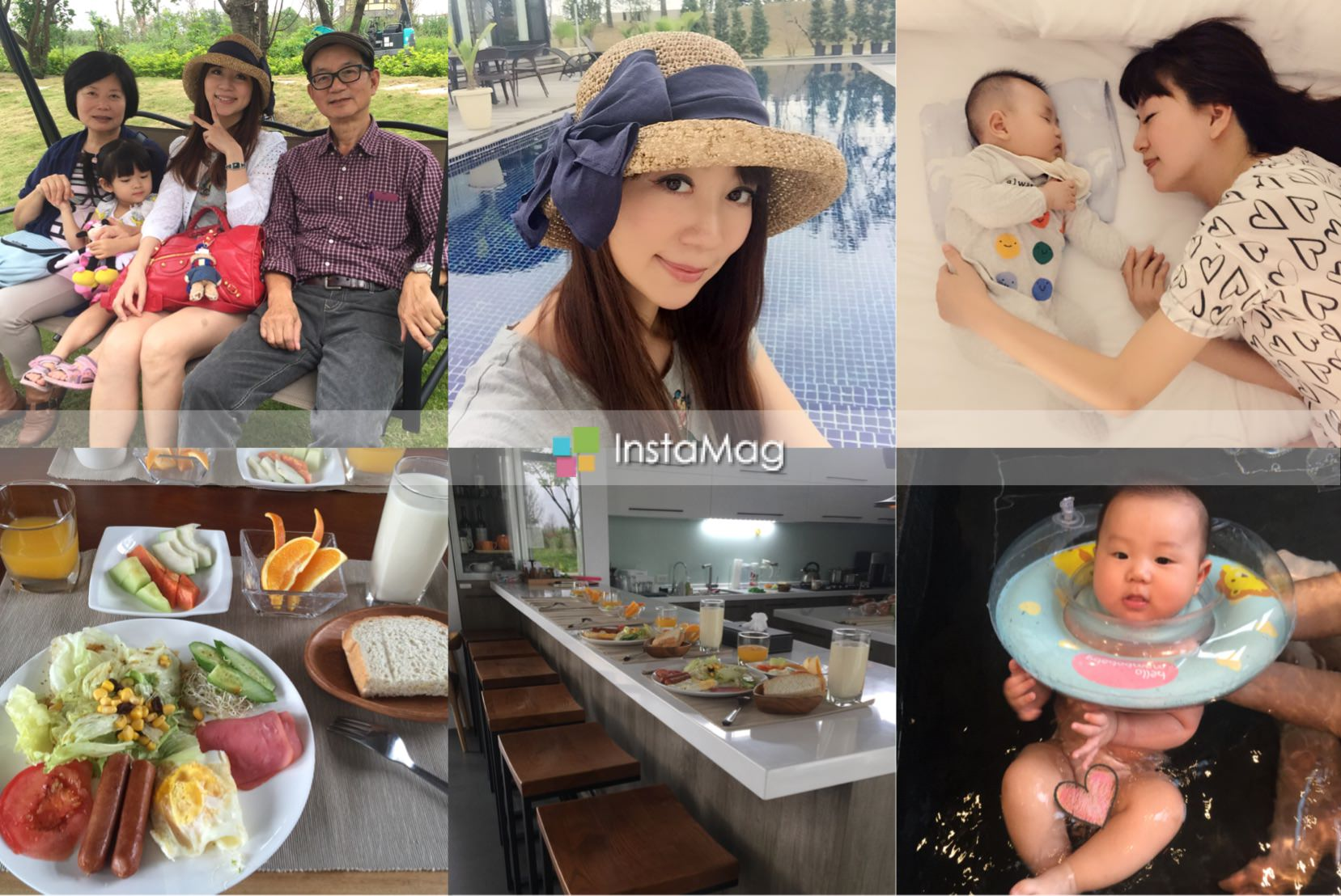 第一次帶寶寶出門度假♥Aura Villa悠悅光♥宜蘭最時尚兼具舒適的首選(≧∀≦)