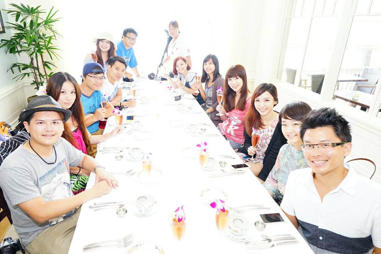 夏威夷威蜜月飯店首選♥Westin Moana Surf Rider Hotel♥The Veranda優雅英式下午茶(≧∀≦)