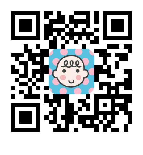 萌寶日記官網QRcode