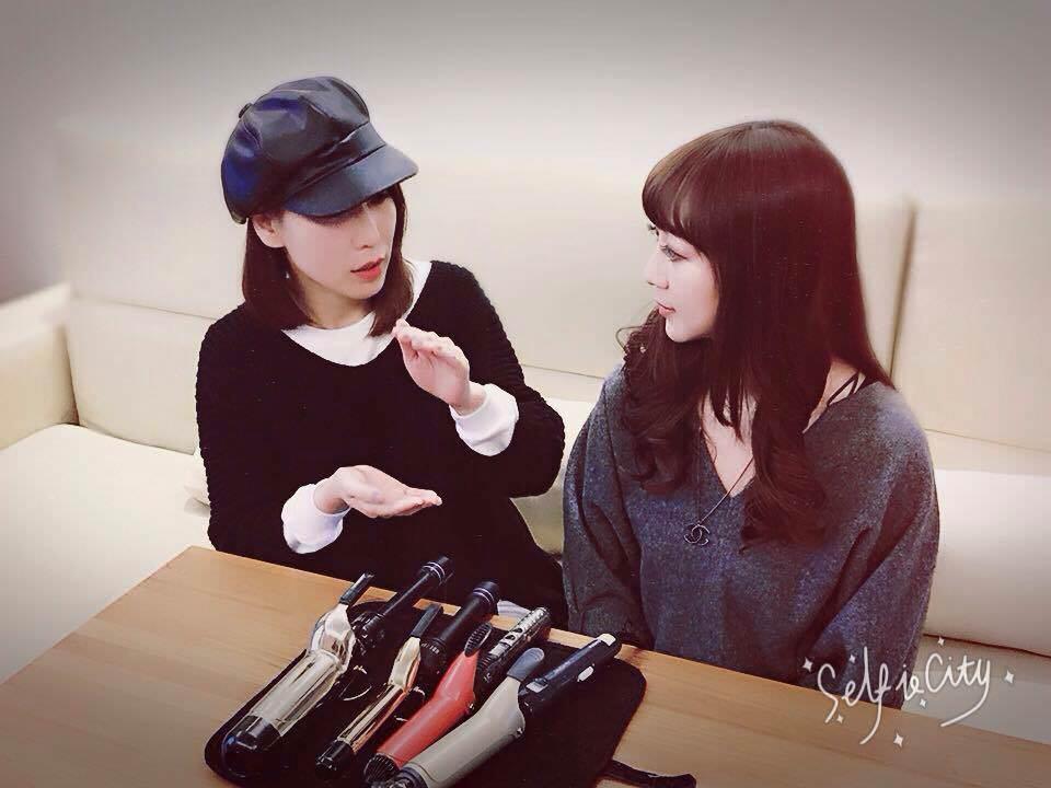 【愛愛美LOVE地】第一次捲髮就上手♥手殘女也能輕鬆捲出大波浪(≧∀≦)