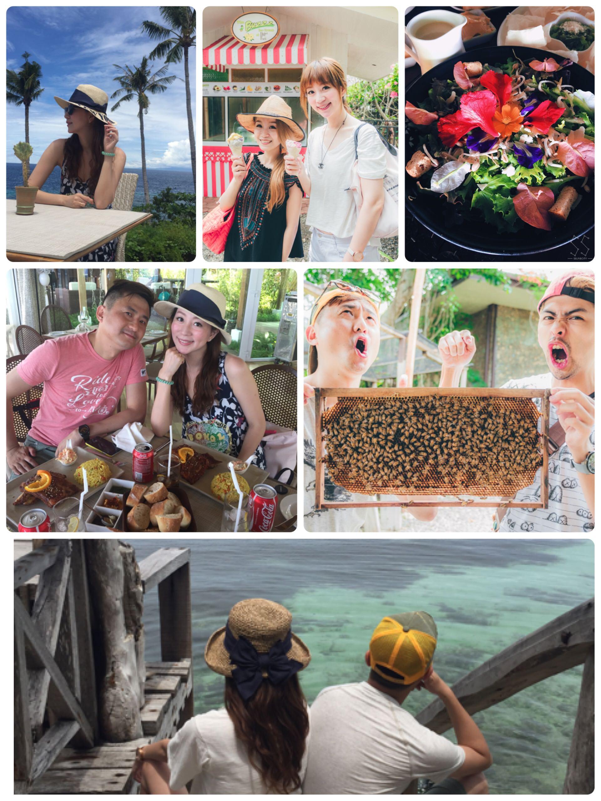 薄荷島人氣必訪餐廳推薦『眼鏡猴餐廳 TARSIER PAPRIKA』『蜜蜂農場Bohol Bee Farm』♥