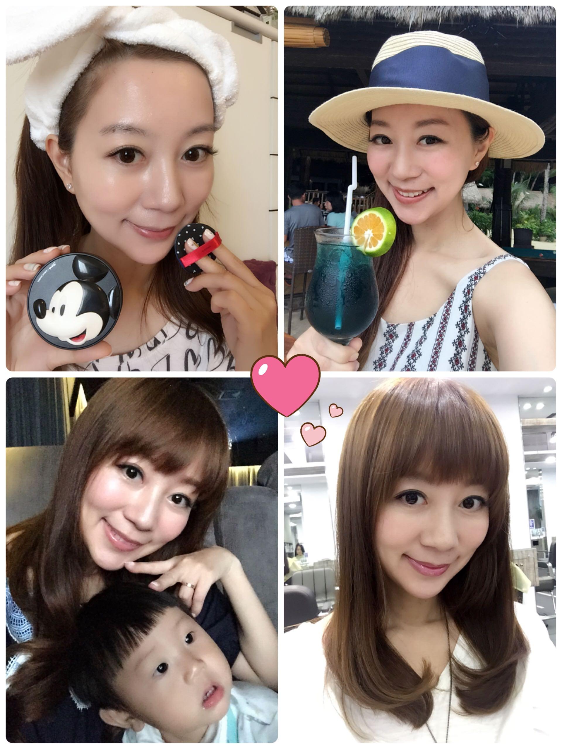 【愛愛美LOVE地】新手媽咪的快速彩妝分享♥3項美妝品+3分鐘快速彩妝示範(≧∇≦)/