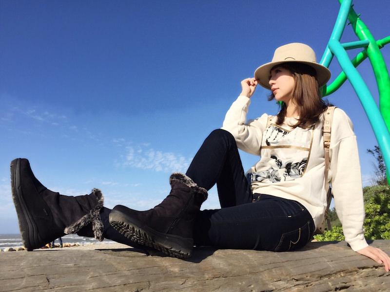 鞋楦是關鍵!來自德國的Gabor ♥好穿舒服又時尚的新選擇 ♥穿搭示範分享(≧∇≦)/