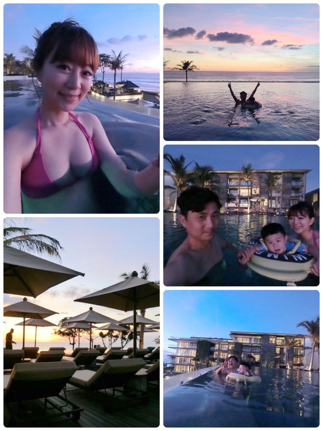 2017  2/21-2/27峇里島親子行♥陽光 沙灘 美食 SPA♥還有AARON BB小搗蛋(≧∇≦)/