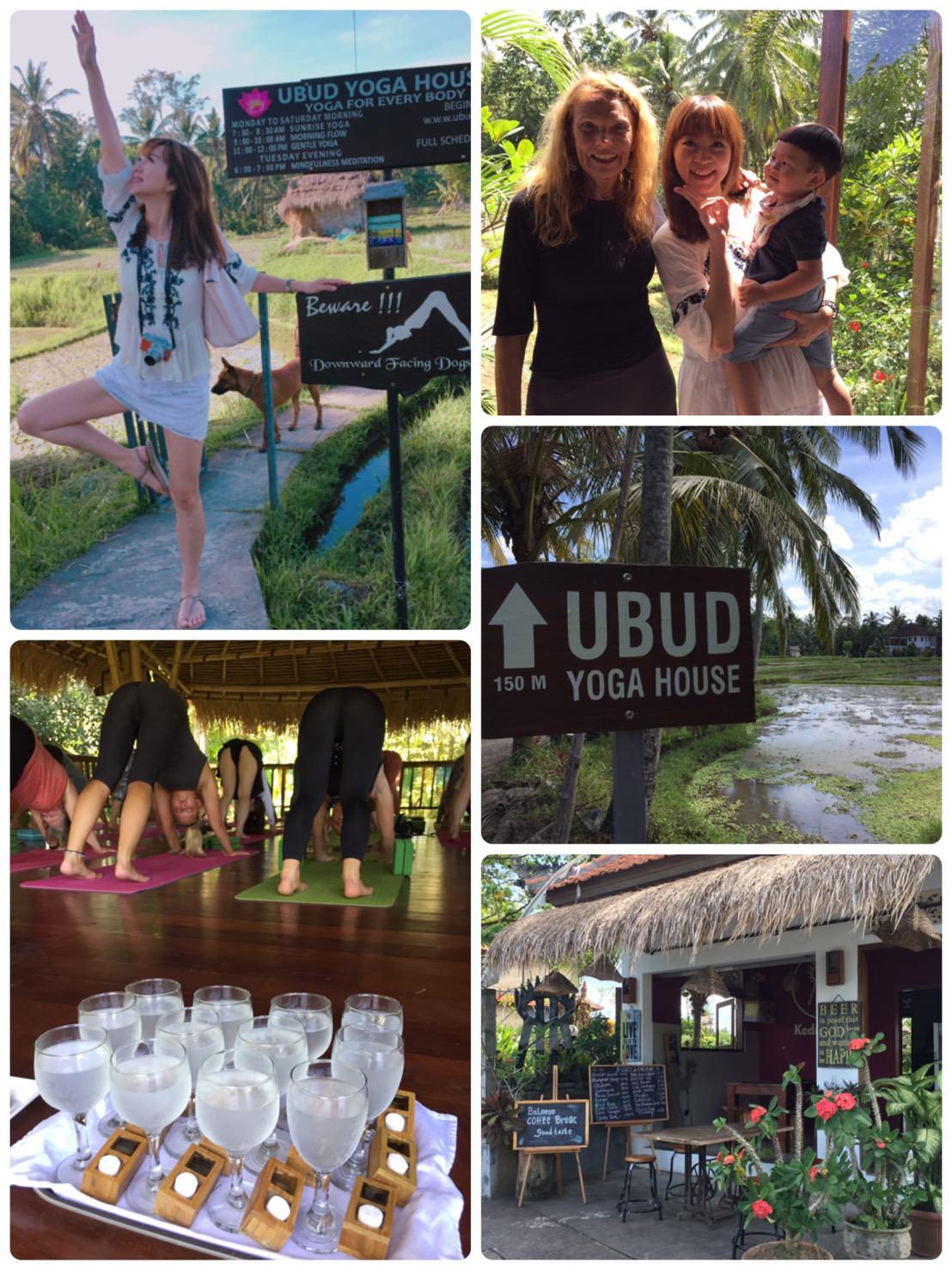 來烏布必做的四件事♥  Ubud Yoga +DIY髒鴨子料理+河谷下午茶+傳統市集逛街趣(≧∇≦)/