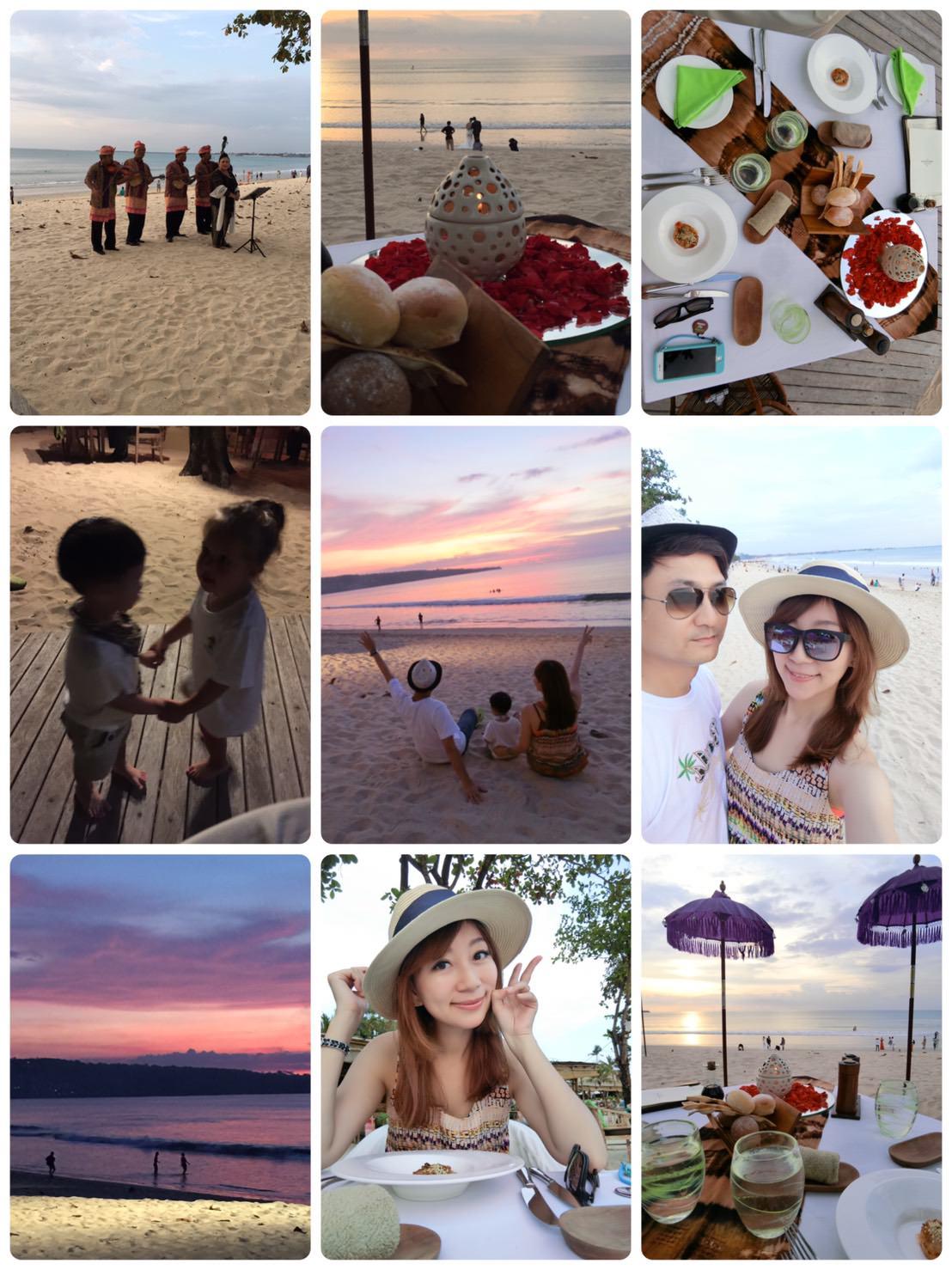 峇里島 金巴蘭JIMBARAM PURI 沙灘燭光晚餐❤️超完美沙灘夕陽美食❤️人生必訪景點(≧∇≦)/
