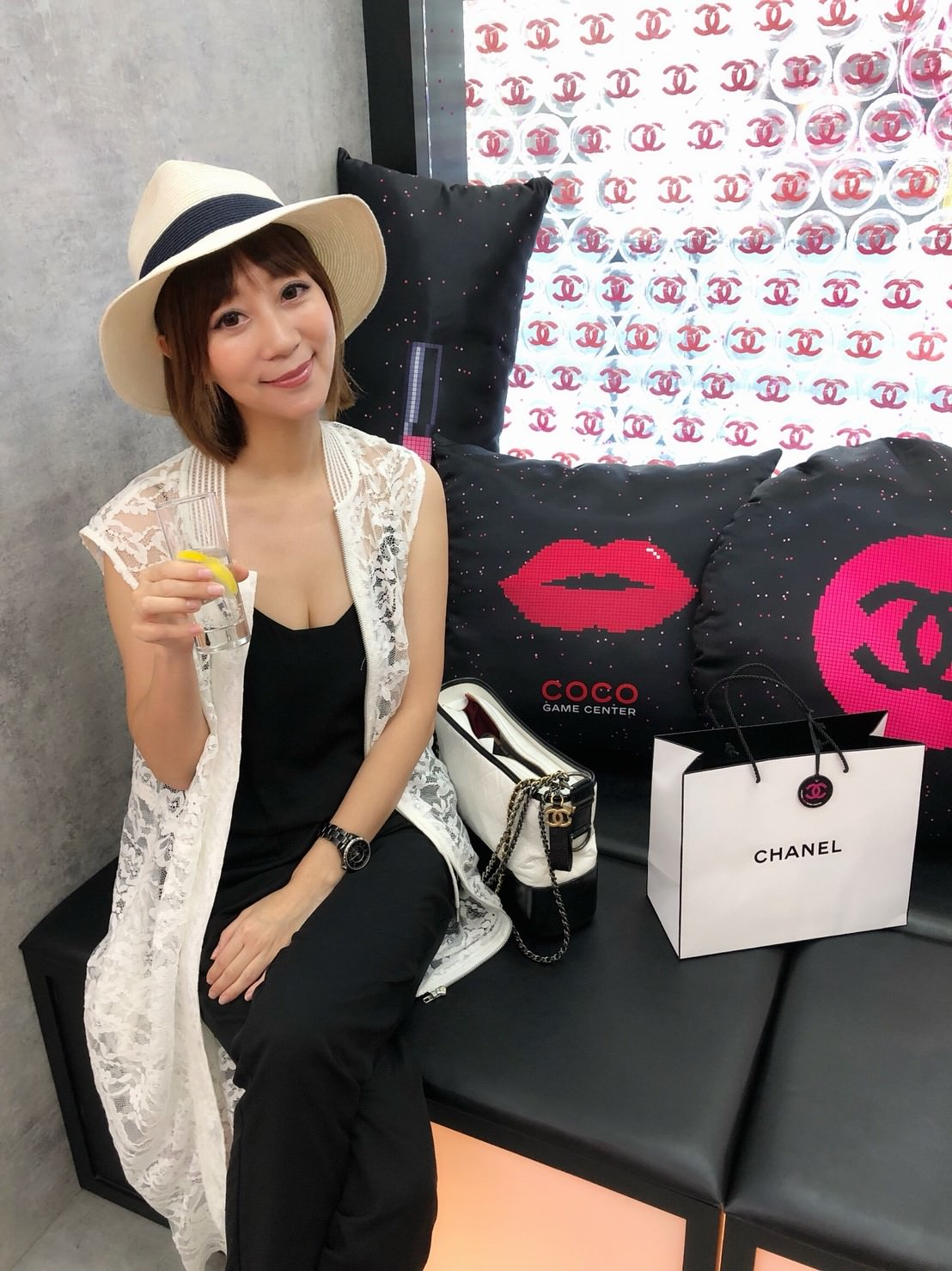 2018時尚IT BAG❤️【CHANEL】Gabrielle HoBo 香奈兒流浪包開箱+穿搭分享(≧∇≦)/