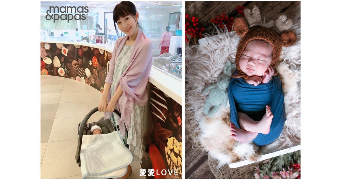 BeSafe兒童汽座提籃 +Jet小空巴-輕量秒收手推車❤️嬰兒的第一組移動頭等艙就在Mamas & Papas門市(≧∇≦)/
