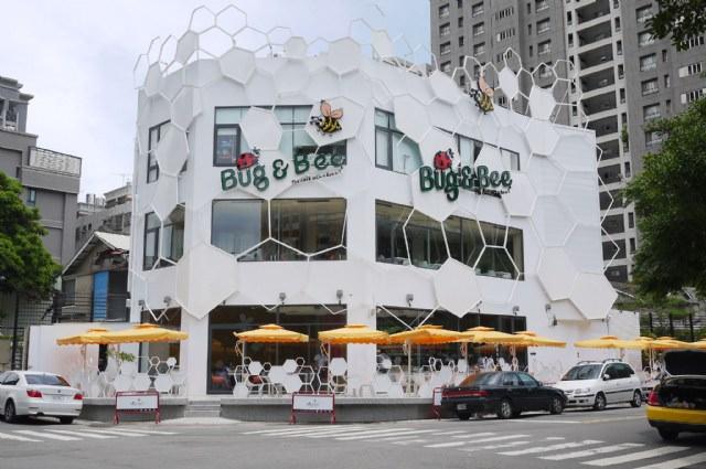 Bug&Bee 曼谷名店進駐台中^0^