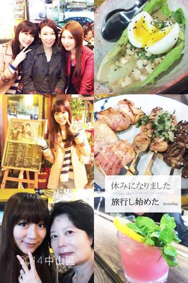 你回來了♥♥♥好吃的大阪串炸在台灣^0^