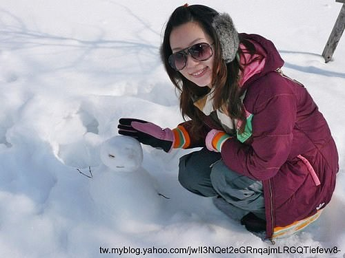 2008北海道破冰之旅…可愛動物篇