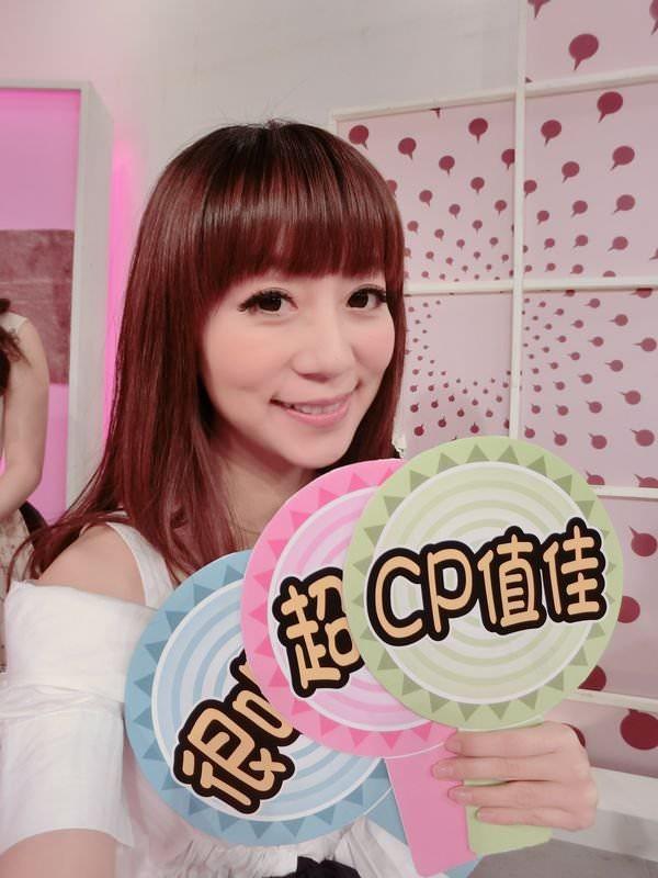 藝人女星最愛的私房保養品PK賽♥美麗說達人錄影穿搭小分享^0^