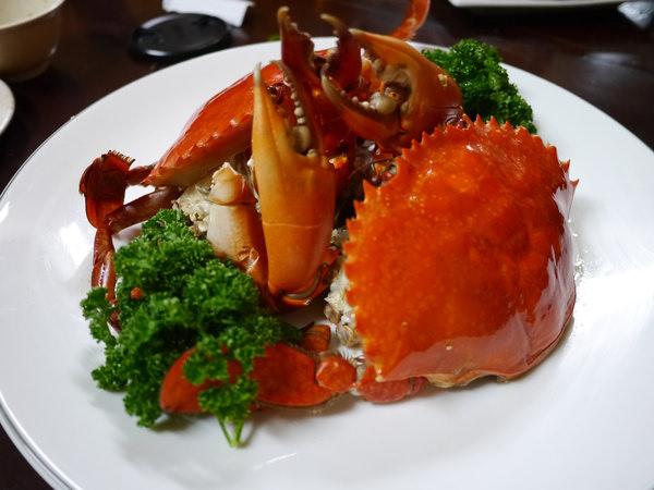 秋天就是要吃螃蟹♥獅兄弟風味小酒館♥平價料理好推薦♥