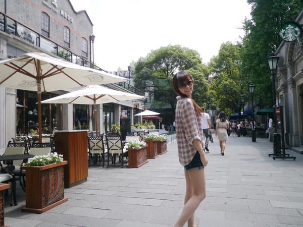 上海旅行初體驗♥新天地+田子坊+外灘♥美食逛街美景真有趣♥