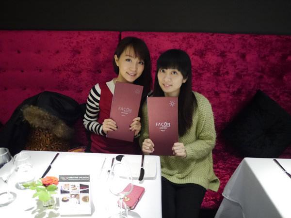 姊妹淘聚會也要時尚又優雅♥法熊法式餐廳【巴黎餐桌經典】♥♥♥