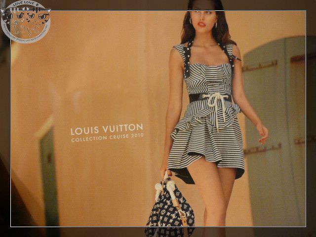 2010  LOUIS VUITTON 早春系列….搶先看!!