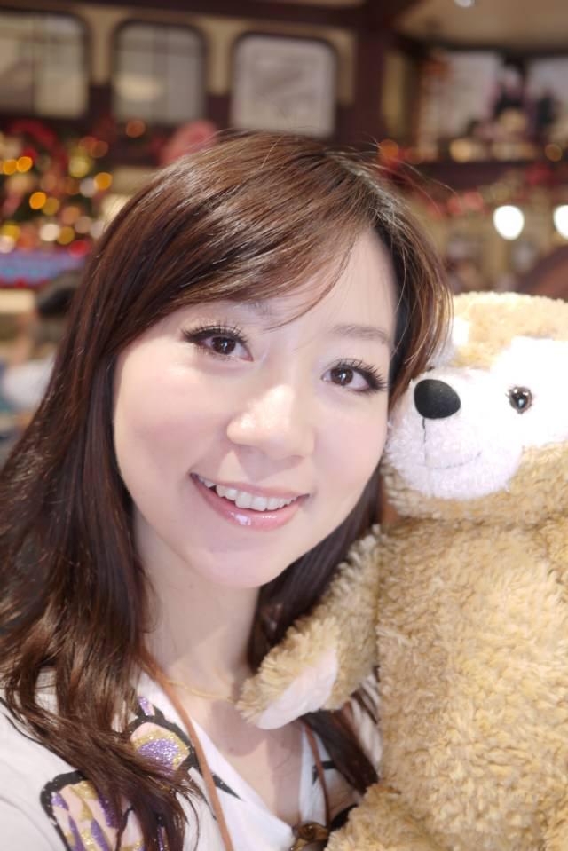 2010香港迪士尼雪亮聖誕….Duffy達菲小熊初登場^___^