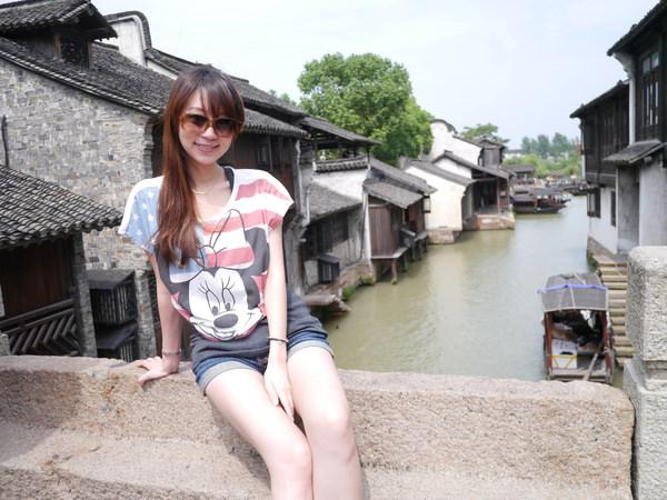 上海旅行初體驗♥烏鎮之旅♥終於吃到海底撈火鍋YA)))