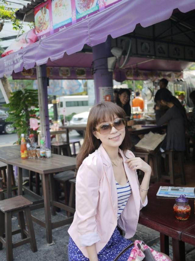 曼谷小旅行♥泰好玩就從早餐+購物開始吧♥
